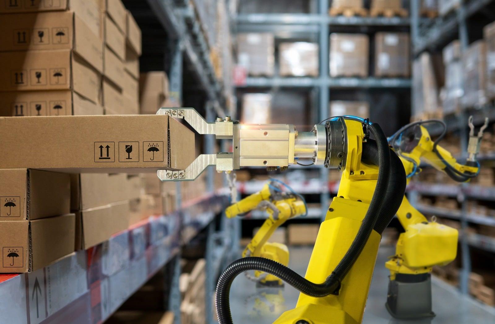 Robot Arms Image