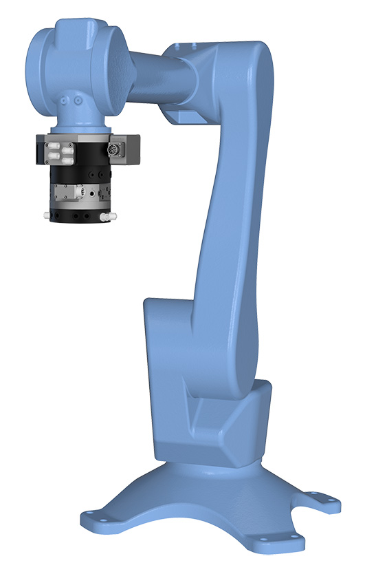 Without Swivel Tool Changer